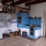 Lesna-Historische Küche