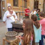 Schausieden in der Volkshochschule Halle (Saale)
